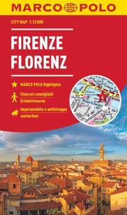MARCO POLO Cityplan Florenz 1:12 000