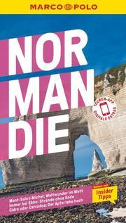 MARCO POLO Reiseführer Normandie - Cover