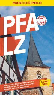 MARCO POLO Reiseführer Pfalz - Cover
