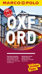 MARCO POLO Reiseführer Oxford - Cover