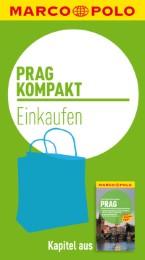 MARCO POLO kompakt Reiseführer Prag - Einkaufen