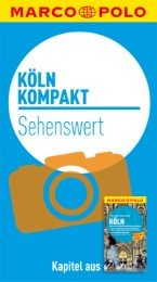 MARCO POLO kompakt Reiseführer Köln - Sehenswert