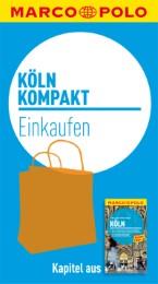MARCO POLO kompakt Reiseführer Köln - Einkaufen