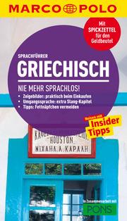 MARCO POLO Sprachführer Griechisch
