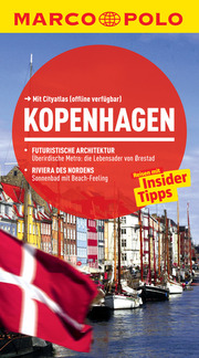 Kopenhagen MARCO POLO E-Book Reiseführer
