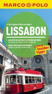 MARCO POLO Reiseführer Lissabon - Cover