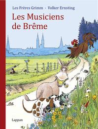 Die Bremer Stadtmuskanten, französisch