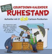 Countdown-Kalender Ruhestand