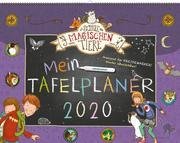 Die Schule der magischen Tiere - Mein Tafelplaner 2020