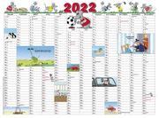 Uli Stein - Jahresplaner 2022: Posterkalender