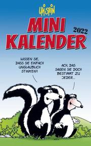 Uli Stein - Mini Kalender 2022