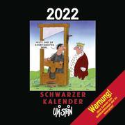 Schwarzer Kalender 2022