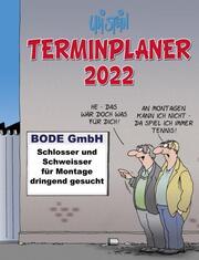 Terminplaner 2022