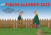 Uli Stein - Tischkalender 2022
