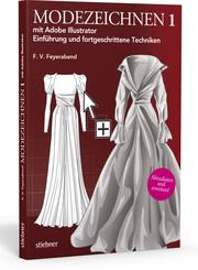 Modezeichnen 1 - mit Adobe Illustrator
