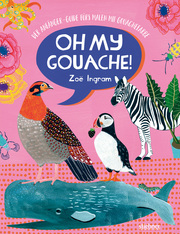 Oh My Gouache!