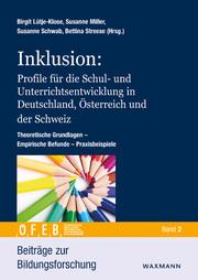 Inklusion: Profile für die Schul- und Unterrichtsentwicklung in Deutschland, Österreich und der Schweiz