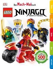 LEGO Ninjago - Das Mach-Malbuch