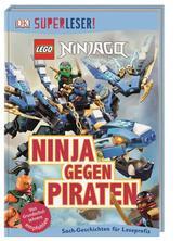 LEGO NINJAGO - Ninja gegen Piraten