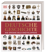 Deutsche Geschichte - Cover