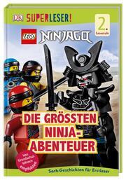 LEGO NINJAGO - Die größten Ninja-Abenteuer