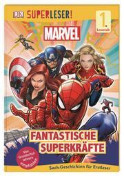 MARVEL Fantastische Superkräfte
