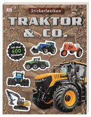 Sticker-Lexikon: Traktor & Co.