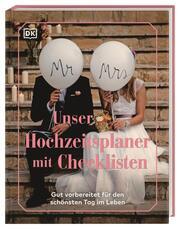 Unser Hochzeitsplaner mit Checklisten
