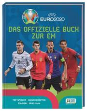 UEFA Euro 2020: Das offizielle Buch zur EM - Cover