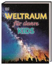 Weltraum für clevere Kids - Cover