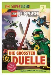 LEGO NINJAGO Die größten Duelle