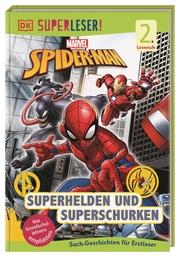 MARVEL Spider-Man Superhelden und Superschurken