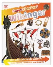 Superchecker! Wikinger - Cover