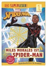 SUPERLESER! MARVEL Spider-Man Miles Morales ist Spider-Man