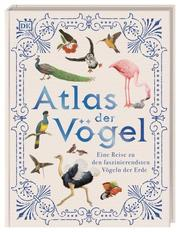 Atlas der Vögel - Cover