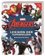 Marvel Avengers Lexikon der Superhelden Neuausgabe - Cover