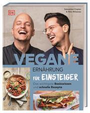 Vegane Ernährung für Einsteiger - Cover