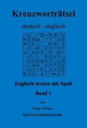 Kreuzworträtsel deutsch-englisch