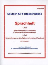 Deutsch für Fortgeschrittene