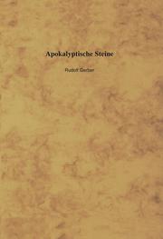 Apokalyptische Steine