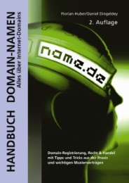 Handbuch Domain-Namen