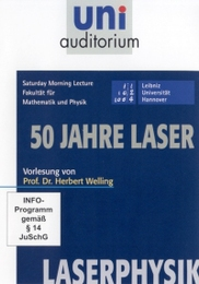 50 Jahre Laser - Cover
