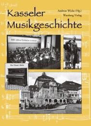 Kasseler Musikgeschichte - Cover