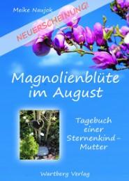 Magnolienblüte im August - Cover