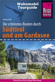 Wohnmobil-Tourguide Südtirol und am Gardasee