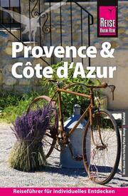 Reise Know-How Reiseführer Provence mit Côte d'Azur