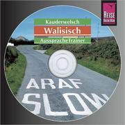 AusspracheTrainer Walisisch (Audio-CD)
