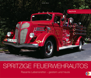 Spritzige Feuerwehrautos