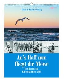 An's Haff nun fliegt die Möwe 2018
