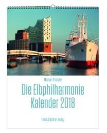 Die Elbphilharmonie Kalender 2018